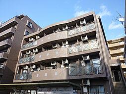 横山第6マンション[1階]の外観