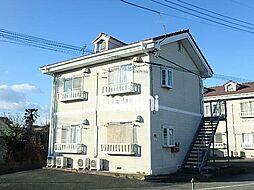 ヒルズ13B[2階]の外観