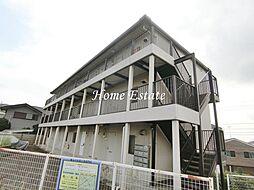 ビューハイツ榊原A棟[1階]の外観