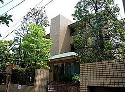 東京都世田谷区奥沢2丁目の賃貸マンションの外観