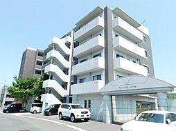 福岡県北九州市小倉南区上石田2丁目の賃貸マンションの外観