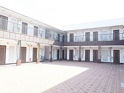 東京都板橋区東新町2丁目の賃貸マンションの外観