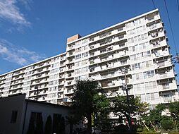 小栗原住宅3号棟[904号室]の外観