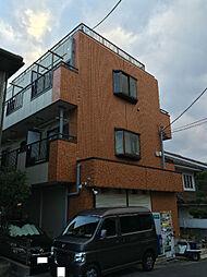 ヴァンティアンドミール[2階]の外観