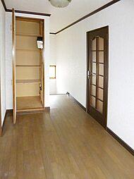 2階廊下 収納