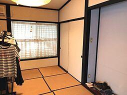 2階の和室は6帖です