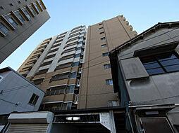 愛知県名古屋市熱田区横田2丁目の賃貸マンションの外観