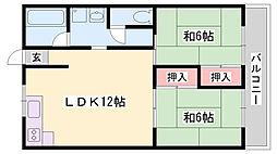 平松駅 3.8万円