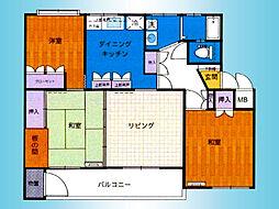 小田急線 町田駅 鵜野森1丁目 マンション ユニバーサル2課
