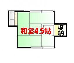 新井薬師前駅 2.6万円