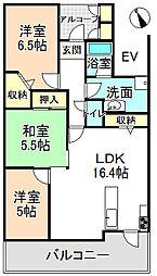 テラスノバ鵜沼コンフォート 3階 3LDK