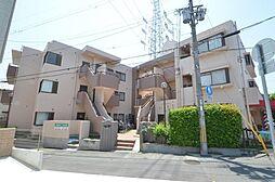 ファミネス稲野[3階]の外観