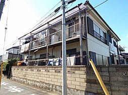 コーポ島田[2階]の外観