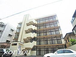 兵庫県神戸市東灘区住吉宮町5丁目の賃貸マンションの外観