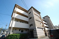 愛知県名古屋市守山区長栄の賃貸マンションの外観