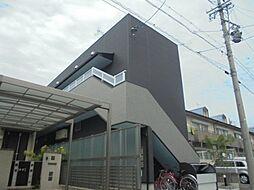 愛知県名古屋市中村区諏訪町1丁目の賃貸アパートの外観