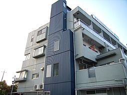 神奈川県川崎市中原区木月伊勢町の賃貸マンションの外観
