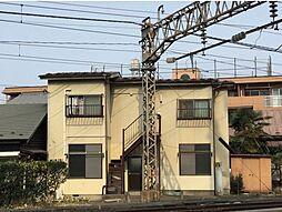 氏家アパート[1F号室]の外観