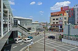 登戸駅周辺