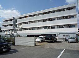 ハートフルマンション京田辺[1階]の外観