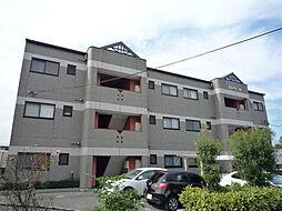 愛知県日進市浅田町上ノ山の賃貸マンションの外観