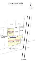 土地位置関係図