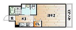 plum house(プラムハウス)[1階]の間取り