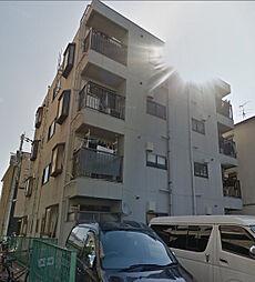 大阪府門真市深田町の賃貸マンションの外観