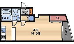 スプリングウィンズ[3階]の間取り