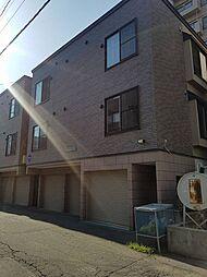 札幌市営東西線 西11丁目駅 徒歩13分の賃貸アパート