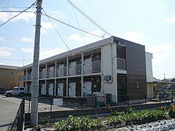 兵庫県加古川市東神吉町砂部の賃貸アパートの外観