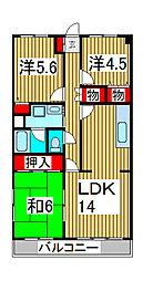FKパストラル[6階]の間取り