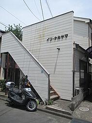 ハイツナカヤマ[1階]の外観
