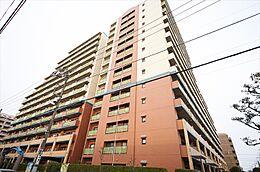 総戸数193戸の大規模マンションです。