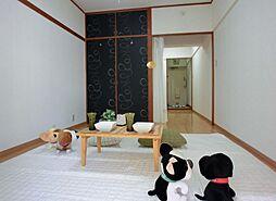 渡辺ハイツ[1階]の外観
