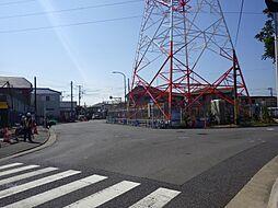 京急久里浜駅へ...