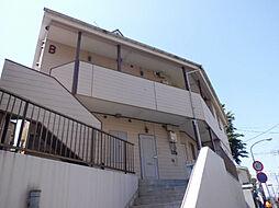 オークヒルズB棟[2階]の外観