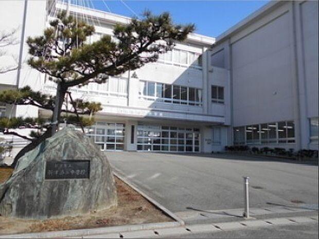 新潟市立新津第一中学校 徒歩 約3分(約224m)
