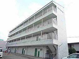 滋賀県栗東市小柿7丁目の賃貸マンションの外観