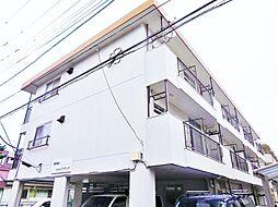 三竹コーポ[2階]の外観
