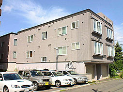 北海道札幌市東区北三十二条東16丁目の賃貸アパートの外観