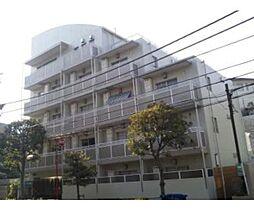 東京都文京区西片1丁目の賃貸マンションの外観