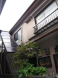 福永アパート[2階号室]の外観