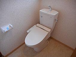 トイレ新品交換...