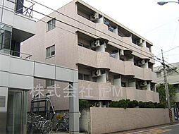 ペガサスマンション富士見ヶ丘[1階]の外観