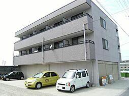 M.Kビル[3階]の外観