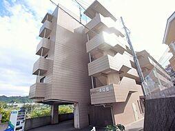 シャトー東寝屋川[3階]の外観