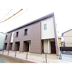 静岡県静岡市駿河区みずほ3丁目の賃貸アパートの外観