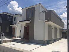 同仕様イメージ建物です。2017年8月完成予定。現地見学ご希望のお客様は事前にご連絡お願い致します。