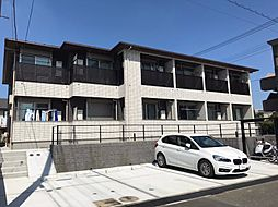 横浜市営地下鉄ブルーライン 中川駅 徒歩8分の賃貸アパート